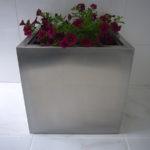 nerez květináč 33x33 (2) - kopie