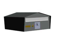 schranka 400x400mm 3D